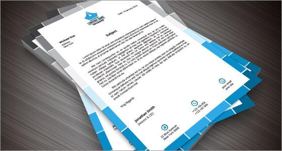 Resume print design